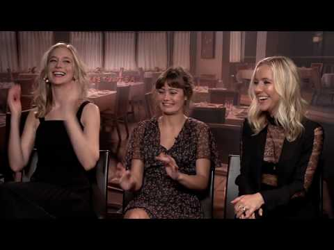 Sweetbitter    Caitlin FitzGerald, Ella Purnell, and Stephanie Danler
