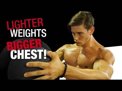 Chest Workout For Beginner | Chest Exercise to Build MASS!