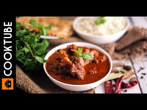 Restaurant Style Mutton Rogan Josh Recipe