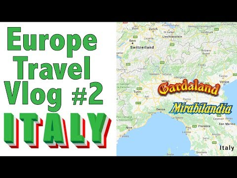 Europe Travel Vlog #2 - Italy (and a little Switzerland)