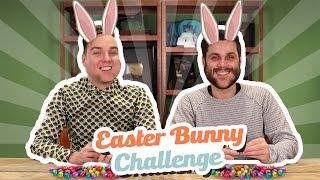 Video EASTER BUNNY CHALLENGE! download MP3, 3GP, MP4, WEBM, AVI, FLV Oktober 2018