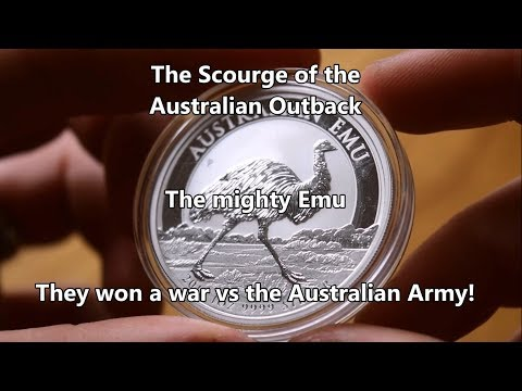 The Perth Mint Emu - In Focus Friday - Episode 85!