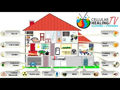 Tips on Creating a Healthy Home - CHTV 74