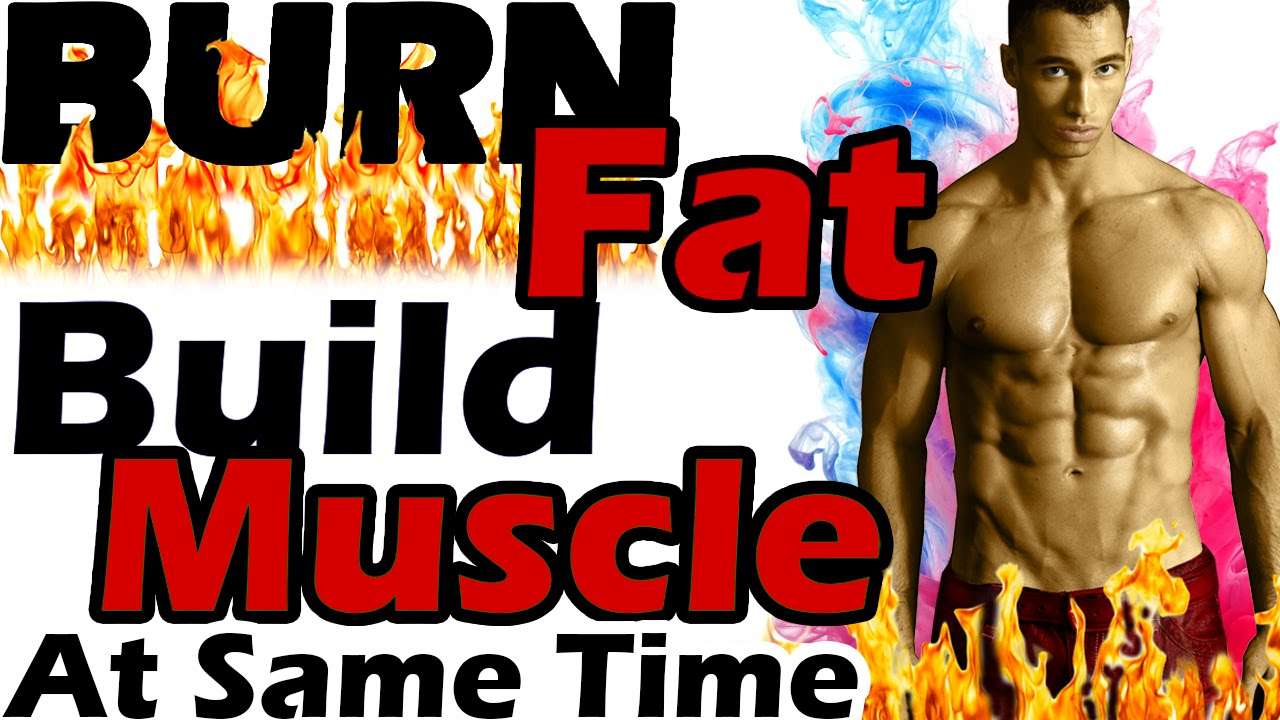 diet to lose fat and gain muscle at the same time