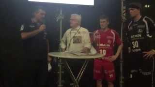 Interviews: MT Melsungen - TVB Stuttgart 30:26