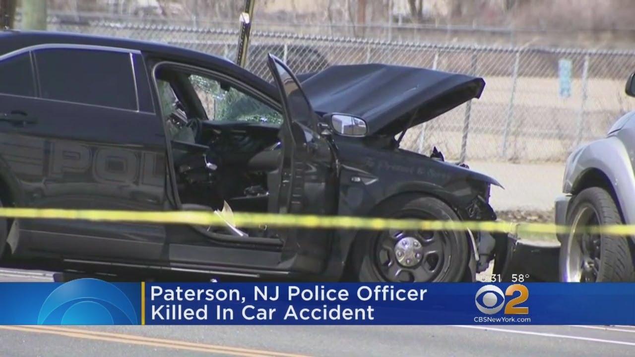 Paterson Cop Dies In Car Crash