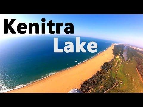 Trip to Kenitra lake + Aerial video using gopro hero 3