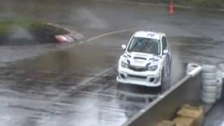 2009年全日本ジムカーナ選手権 第2戦 名阪スポーツランド 車両:D...