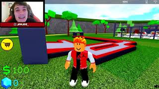 PIZZA FACTORY IN ROBLOX! (Pizza Factory Tycoon)