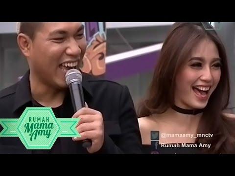 Wihhh Cantiknya Pacar Baru Rizal Armada  - Rumah Mama Amy (30/11)