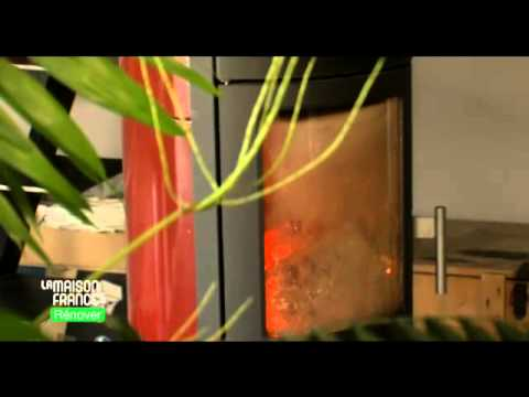 Un po le bois pour chauffer une ancienne auberge familiale de 100 m la m - Youtube la maison france 5 ...