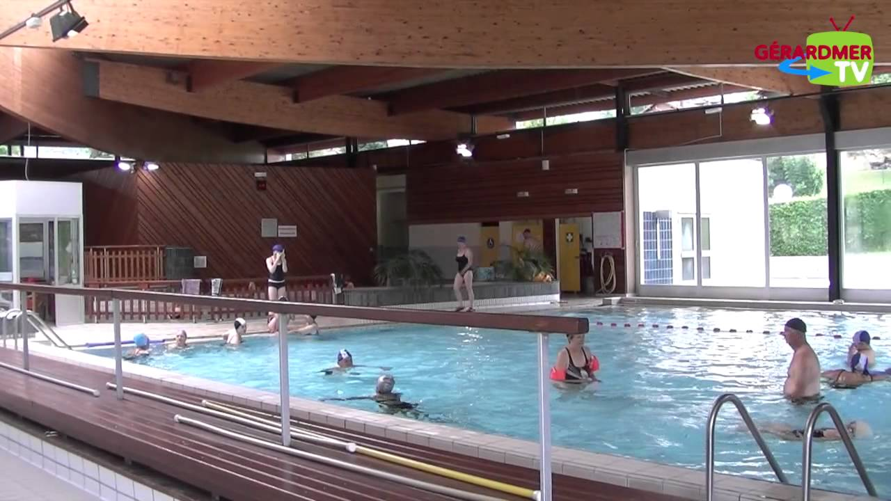 Le complexe sportif de g rardmer youtube for Centre sportif cote des neiges piscine