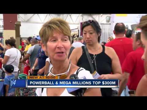 Powerball and Mega Millions Hopefuls