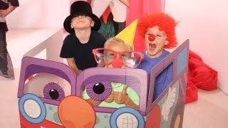 Circus Clown Birthday Party - Big Top - Shindigz Party Supplies