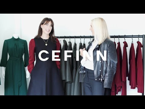 Capsule Wardrobes, Style Muses & Party Season Looks: SheerLuxe Meets Samantha Cameron