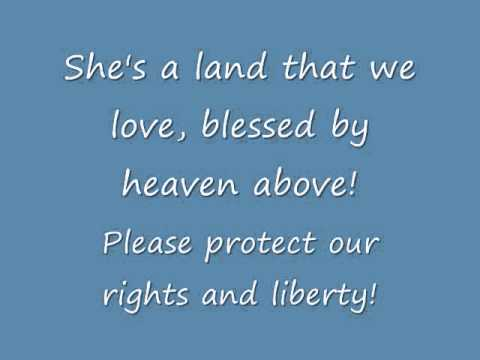 Hope of America, Hope of America by Kathy MacDonald Lyrics