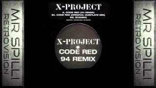 Conquering Lion - Code Red (94 Remix) [Jungle] [1994] *Retrovision*