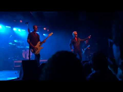 Stone Temple Pilots 3/13/18 Sacramento Ace of Spades