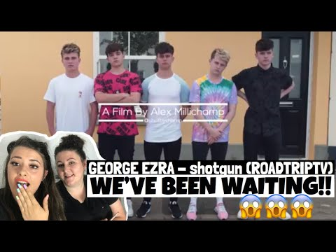 SHOTGUN - ROADTRIPTV REACTION!! 😱❤️