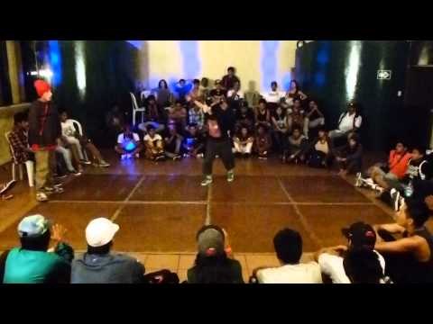 DBI PERÚ BBOY SOLO 2014 - Top 16 - Filiph vs. Pestañita Videos De Viajes