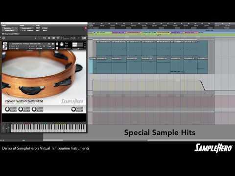 SampleHero - All Tambourine Bundle