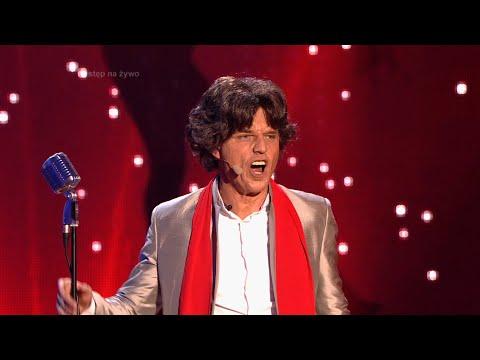 Marcin Rogacewicz jako Mick Jagger - Twoja Twarz Brzmi Znajomo