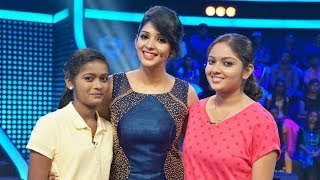 Minute to win it | Ep 63 - Thrilling minute war between two smart girls | Mazhavil Manorama