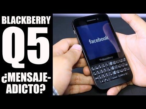 Reseña en video Blackberry Q5