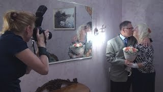ТВЭл - Супруги из Электрогорска отметили золотую свадьбу (22.08.16)