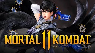 MORTAL KOMBAT 11 - Bayonetta for MK11? Kombat Kast Details, Spawn DLC Saga Continues & MORE!