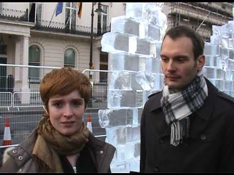 The Fall of the Berlin Wall by Manon Awst and Benjamin Walther
