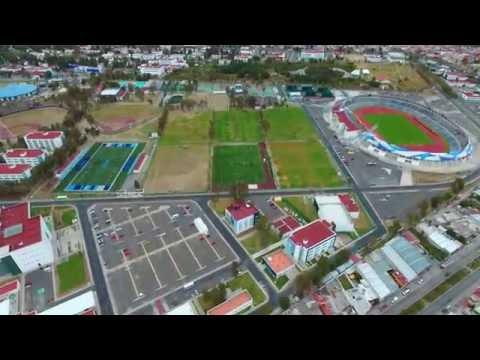 Ciudad Universitaria BUAP y alrededores - Puebla, Mexico