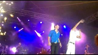 Andy & Lucas   05-09-2011 Feria de la Cinta Huelva 20.mp4