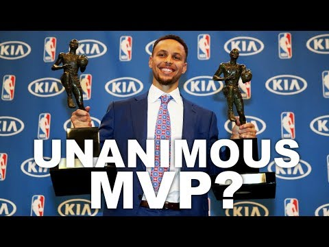 Why Was Stephen Curry Named Unanimous MVP?