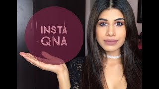 HAIR TREATMENT, NEGATIVITY, BIG BOSS?! | Instagram QnA | Part 1 | Malvika Sitlani