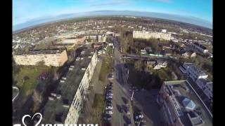 видео: Кубинка с высоты птичьего полёта