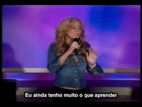 "Mariah Carey - ""My Saving Grace"" live  legendado"