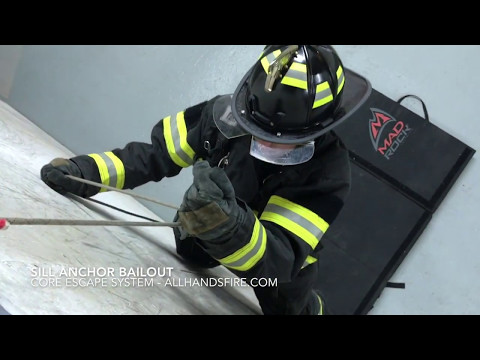 Fire Innovations CORE Firefighter Escape System