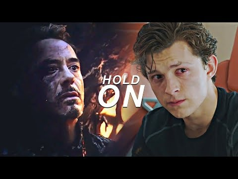Peter & Tony || Please Don't Leave Me