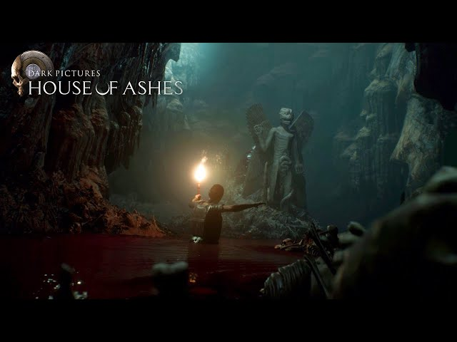The Dark Pictures: House of Ashes (видео)