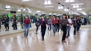 Young Again Line Dance