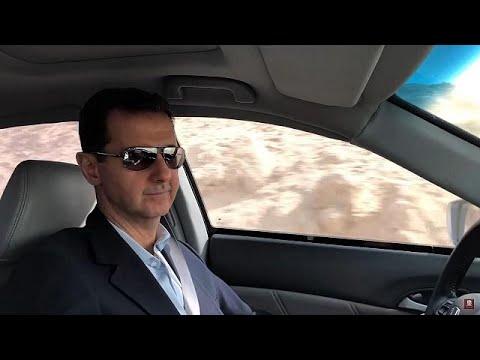 استمرار نزوح المدنيين من الغوطة الشرقية والأسد يدخلها بسيارته لتفقد الجنود…  - نشر قبل 3 ساعة