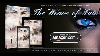Book Trailer: The Weave of Fate - Dragon-Touched: Book One