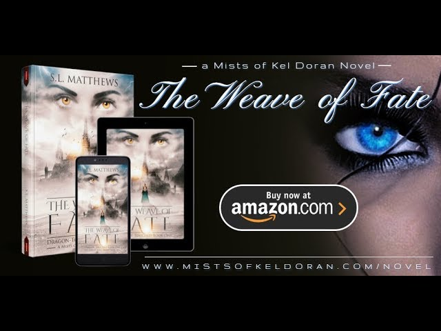 Mists of Kel Doran Book Trailers
