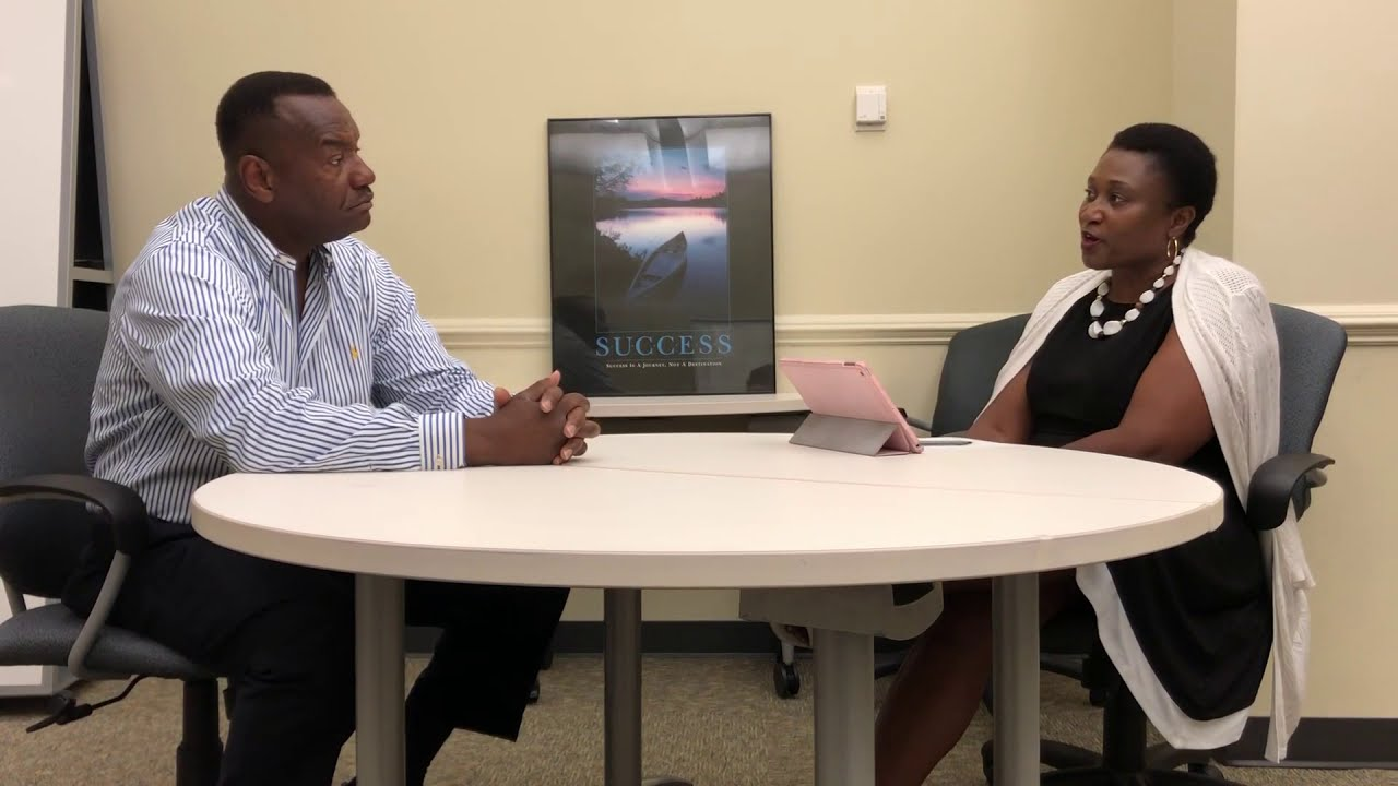 Juanita Shanks Interview with Roy Branklin, Jr Part 1