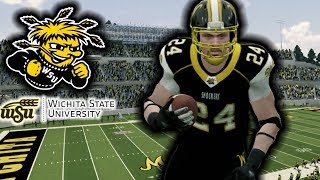 FINDING OUR IDENTITY NCAA FOOTBALL 14 TEAMBUILDER DYNASTY EP2