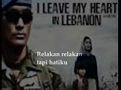 Sarah Saputri - Pilu Lirik  ( OST  I LEAVE MY HEART IN LEBANON )