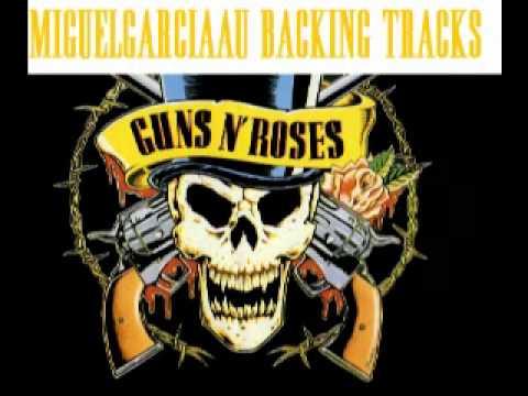 Guns N' Roses - Paradise City (Backing Track)