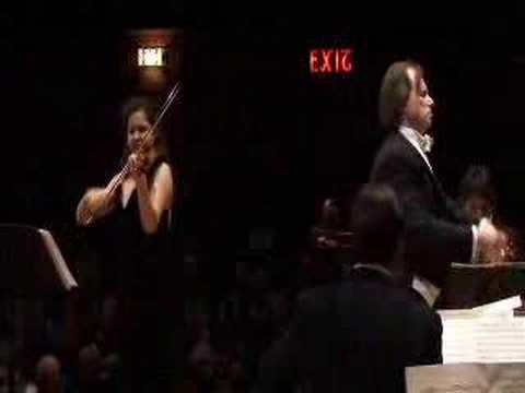Bach Violin Concerto in E BWV 1042