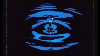 Azul y Negro (con los dedos de una mano)